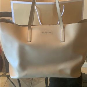 Michael Kors over sized tote